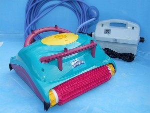 Robot per piscina Dolphin SWIFT