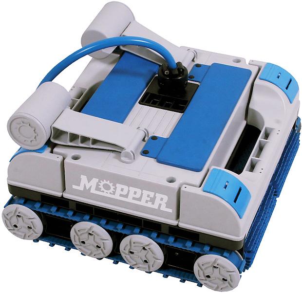 Robot pulitore per piscina fai da te mopper robot piscina for Robot piscina