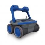 Robot per piscina serie R 4WD Gyro Astralpool
