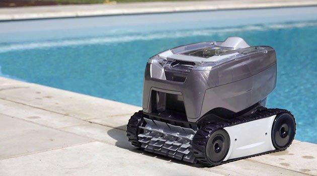Robot pulitore piscina Tornax OT 2001 Zodiac