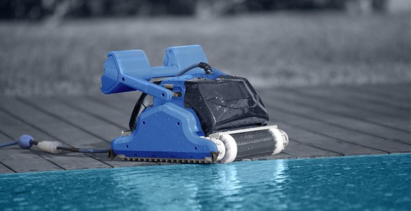 dolphin f40 robot piscina