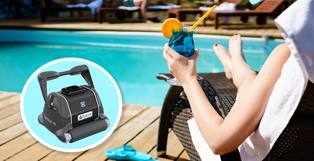 vantaggi robot piscina