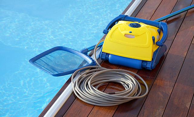 risoluzione problemi robot piscina
