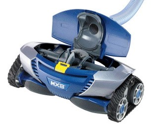 Robot-piscina-Zodiac-mx8-baracuda-accesso-motore