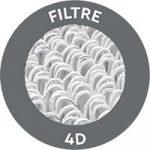 FILTRO 4D